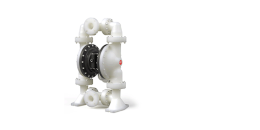 A NEW MEMBER OF THE Aro EXP SERIES FAMILY: THE THREE-INCH NON-METALLIC DIAPHRAGM PUMP