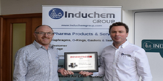 Induchem Group Recognised for Outstanding Sales Performance