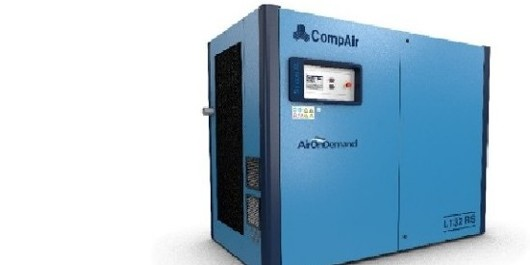 CompAir unveils new oil-lubricated 90 to 132kW