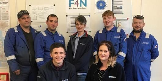 Induchem UK Celebrates F4N Status