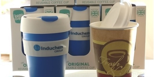 Induchem Group Environmentally Friendly Keep Cups