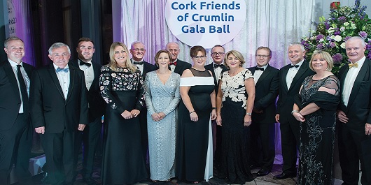 Cork Friends of Crumlin Ball 2017