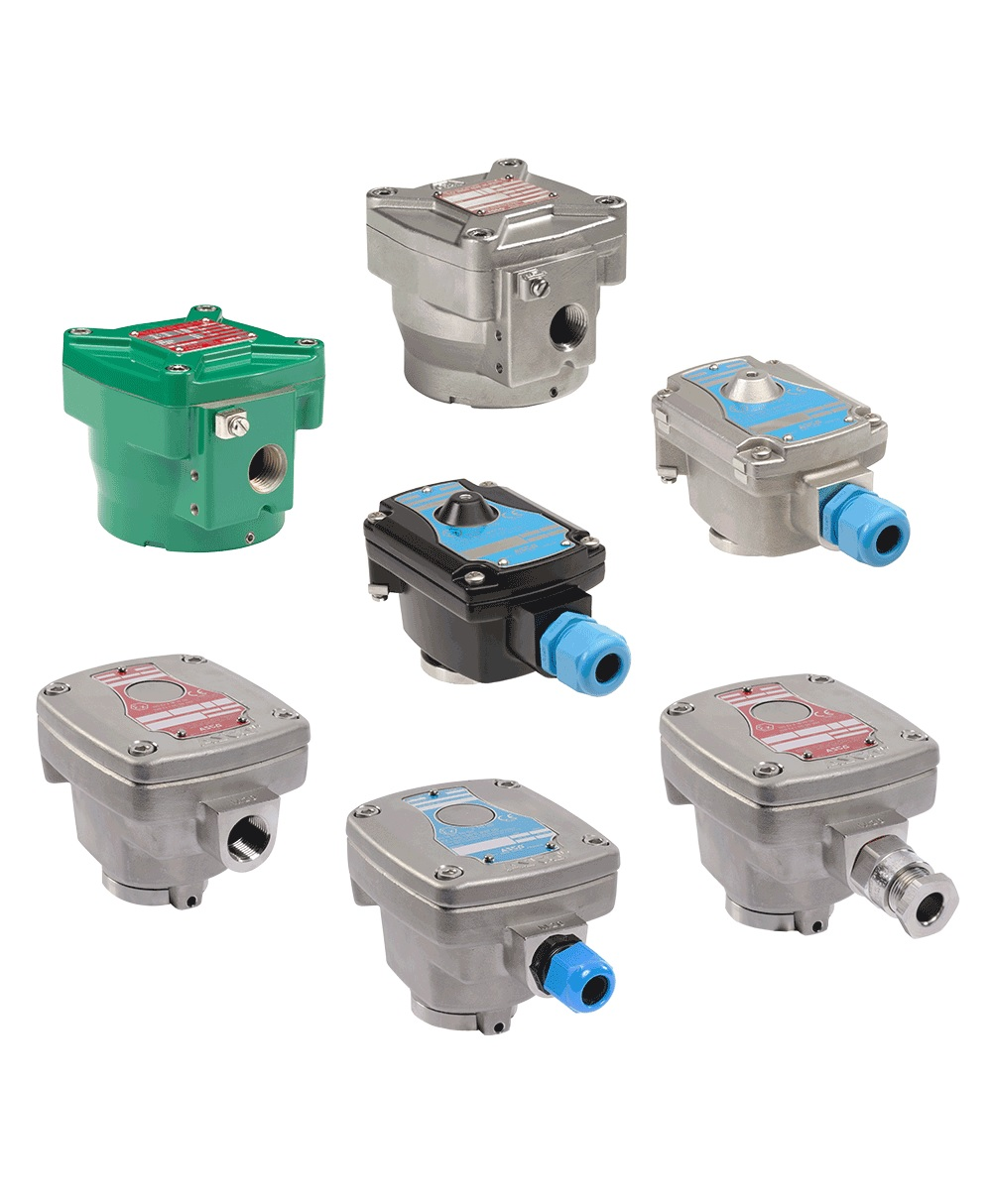 ATEX Approved Valves