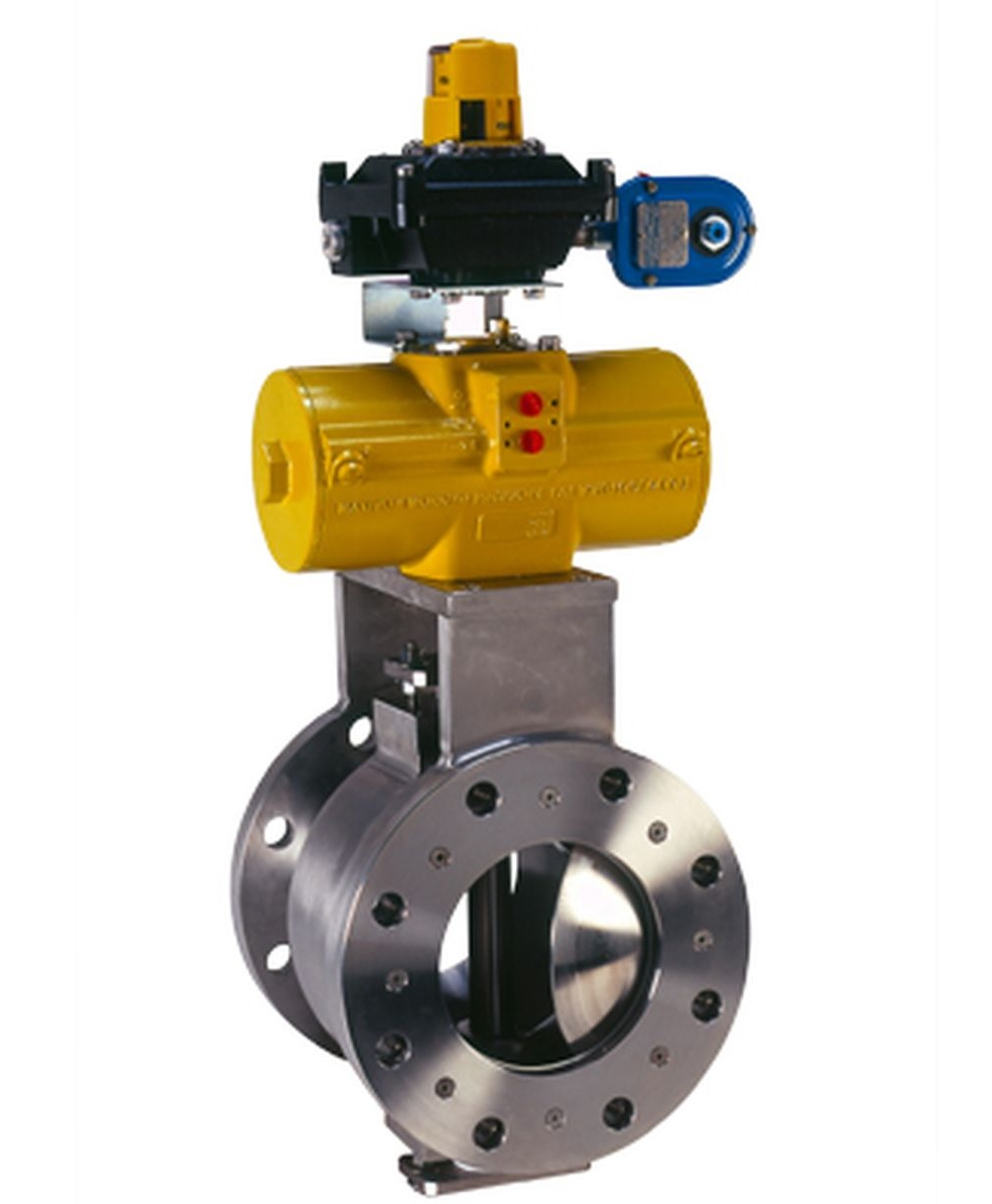 Powder Handling Valves