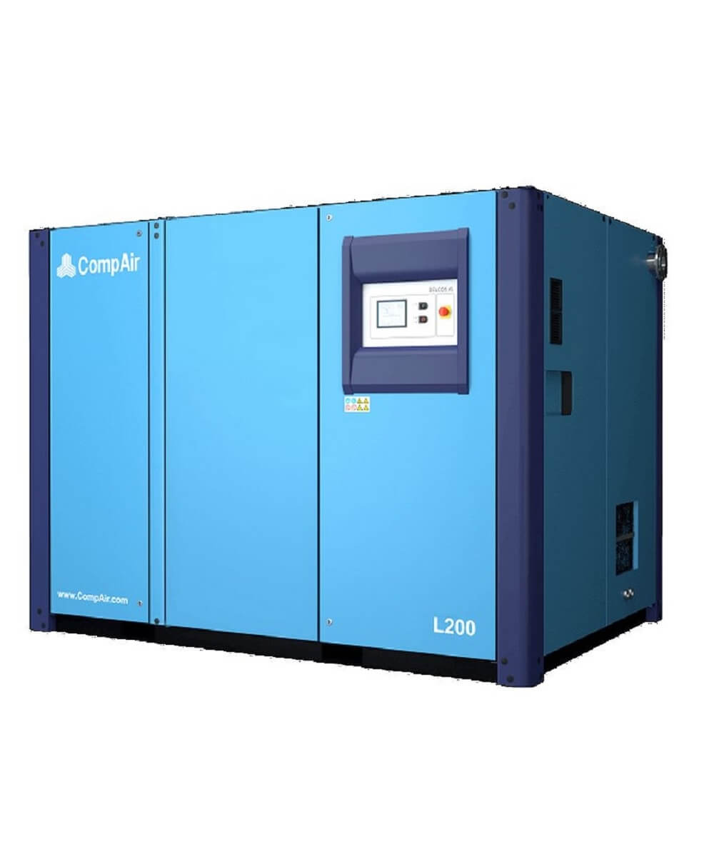 Lubricated Screw Compressors
