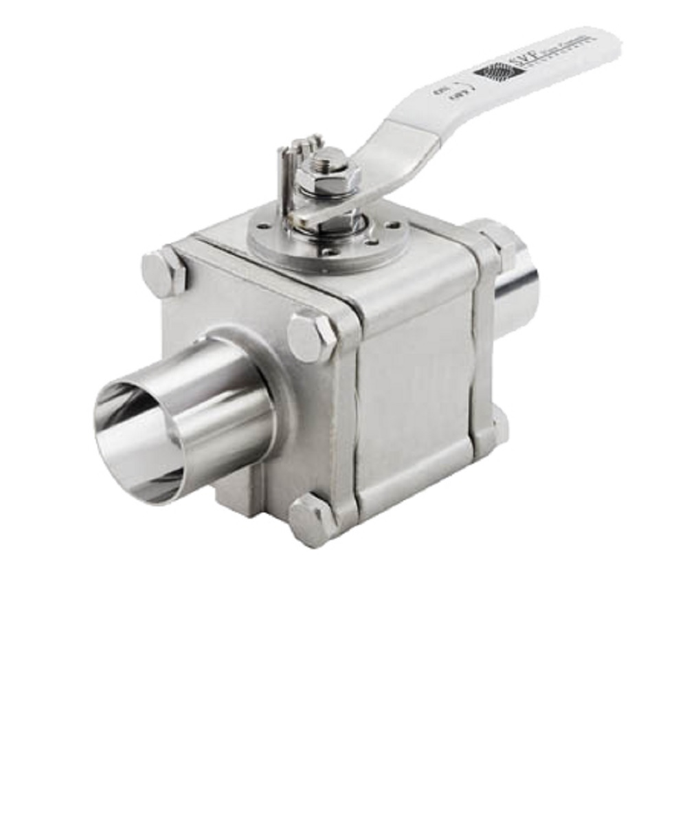 Hygienic ASME BPE Ball Valves