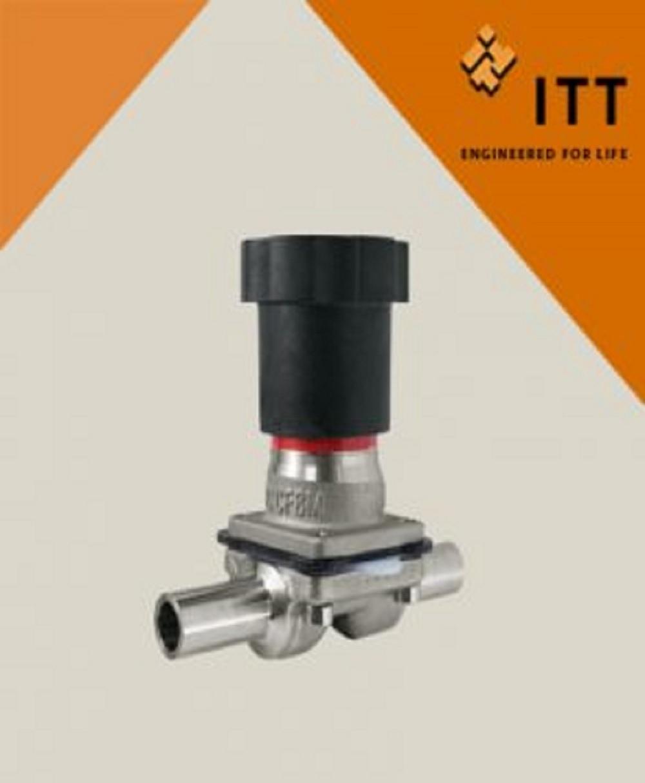 Itt 2 way diaphragm valves induchem group bio tek series ccuart Gallery