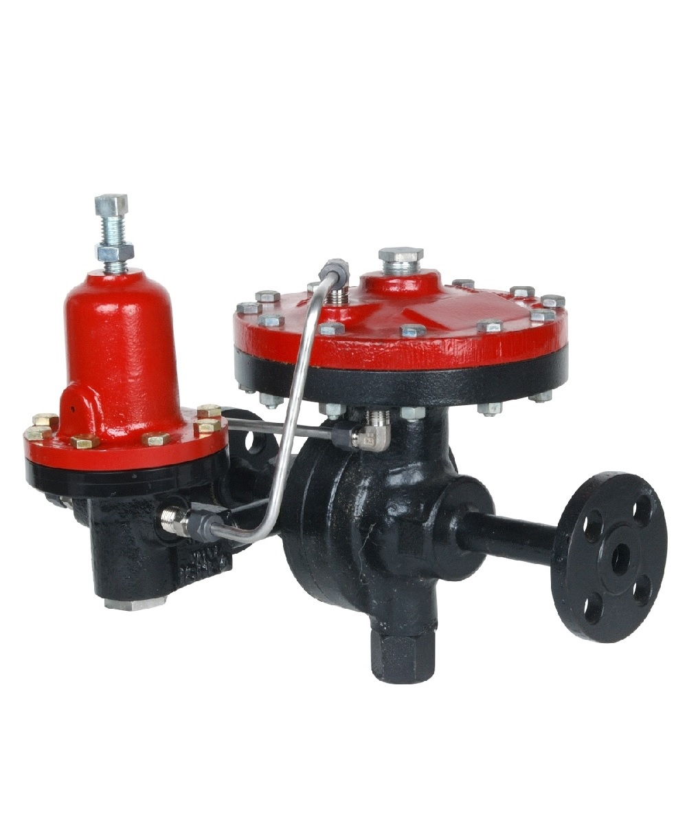 Piloted Operated Pressure Regulators