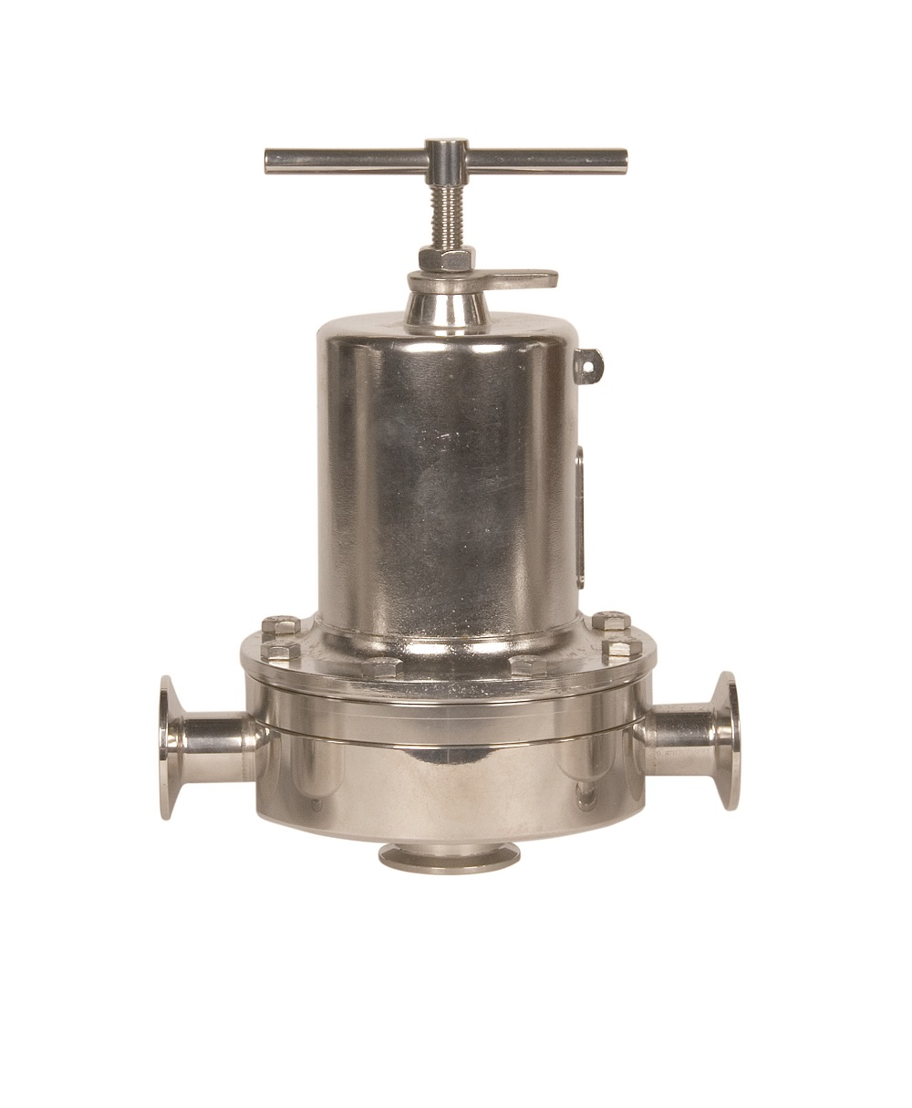 Hygienic Pressure Reducing Regulators